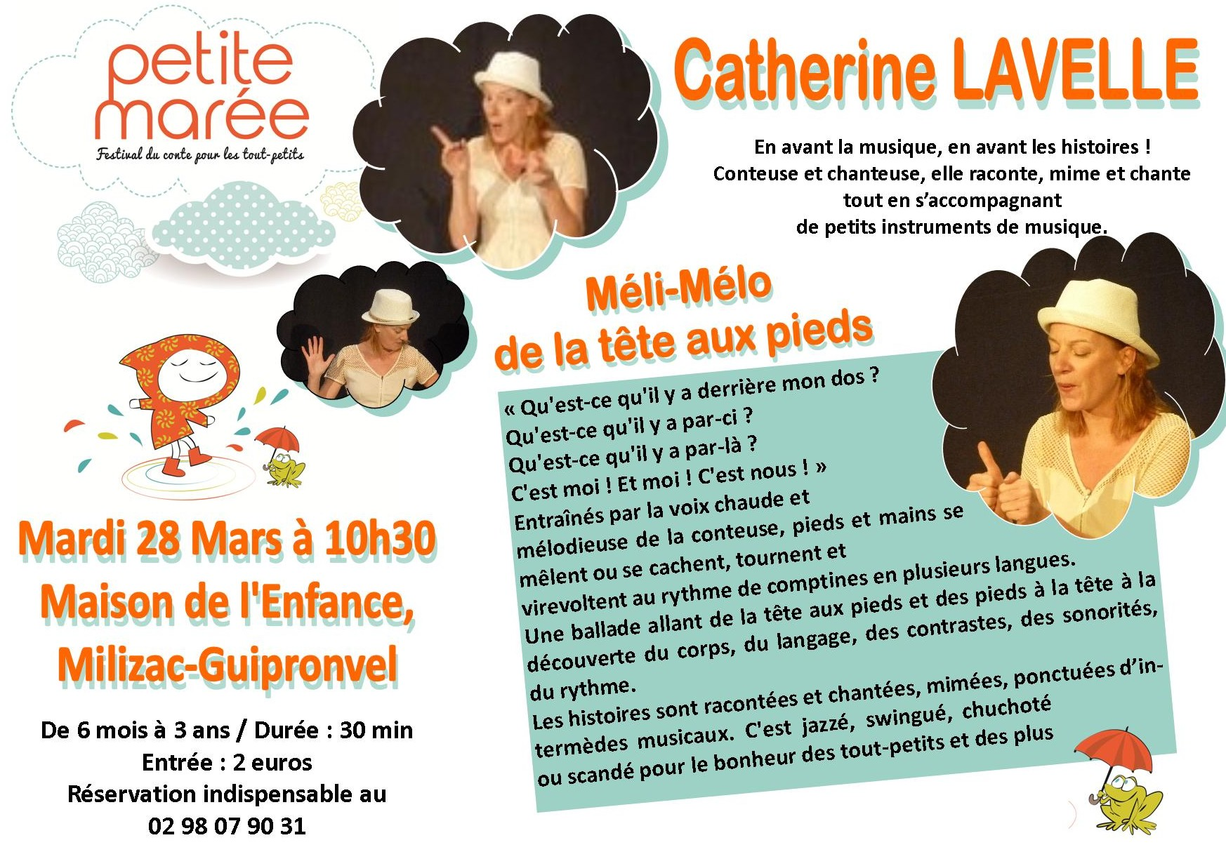 Flyer Catherine LAVELLE