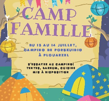 camp famille